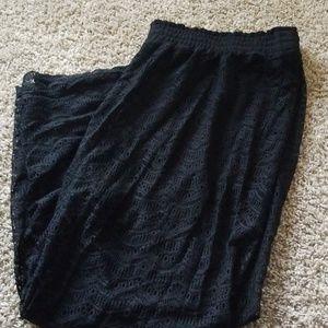 Swim pant cover